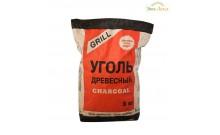 Древесный уголь 3 кг - Цена от 75 рублей