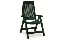"""Кресло складное """"Elegant"""" (зел.)"""