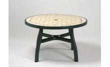"""Стол """"Colosseo"""" d120 (зел. моз. Siena)"""
