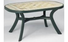 "Стол ""Toscana 145"" (зел. моз. Siena)"