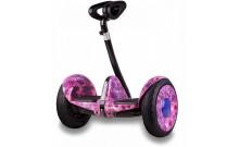 Мини сигвей Ninebot Mini Robot - Розовый космос